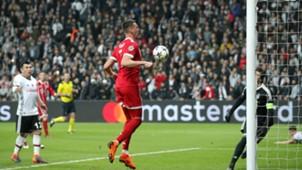 Sandro Wagner FC Bayern Champions League Besiktas 0318