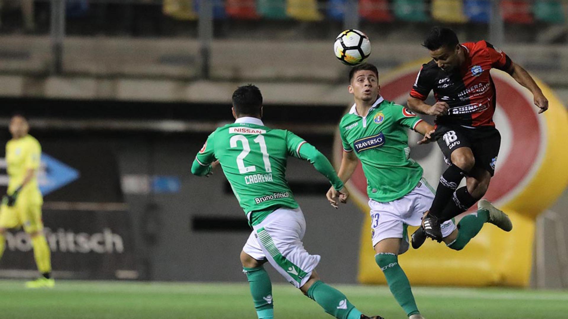 Audax Italiano - Deportes Antofagasta