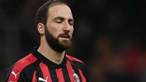 Higuain Milan Juventus Serie A