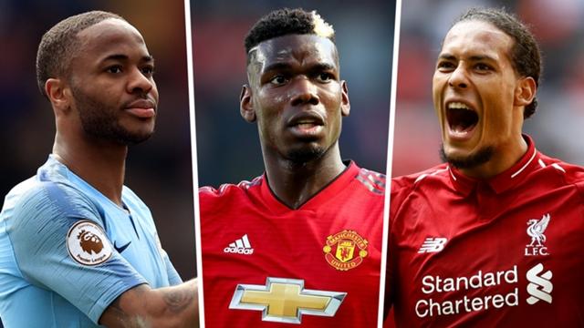 CHÍNH THỨC công bố đội hình xuất sắc nhất Ngoại hạng Anh: Man City và Liverpool thống trị