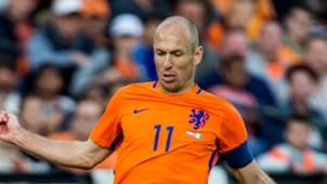 Arjen Robben, Netherlands - Ivory Coast, 06042017