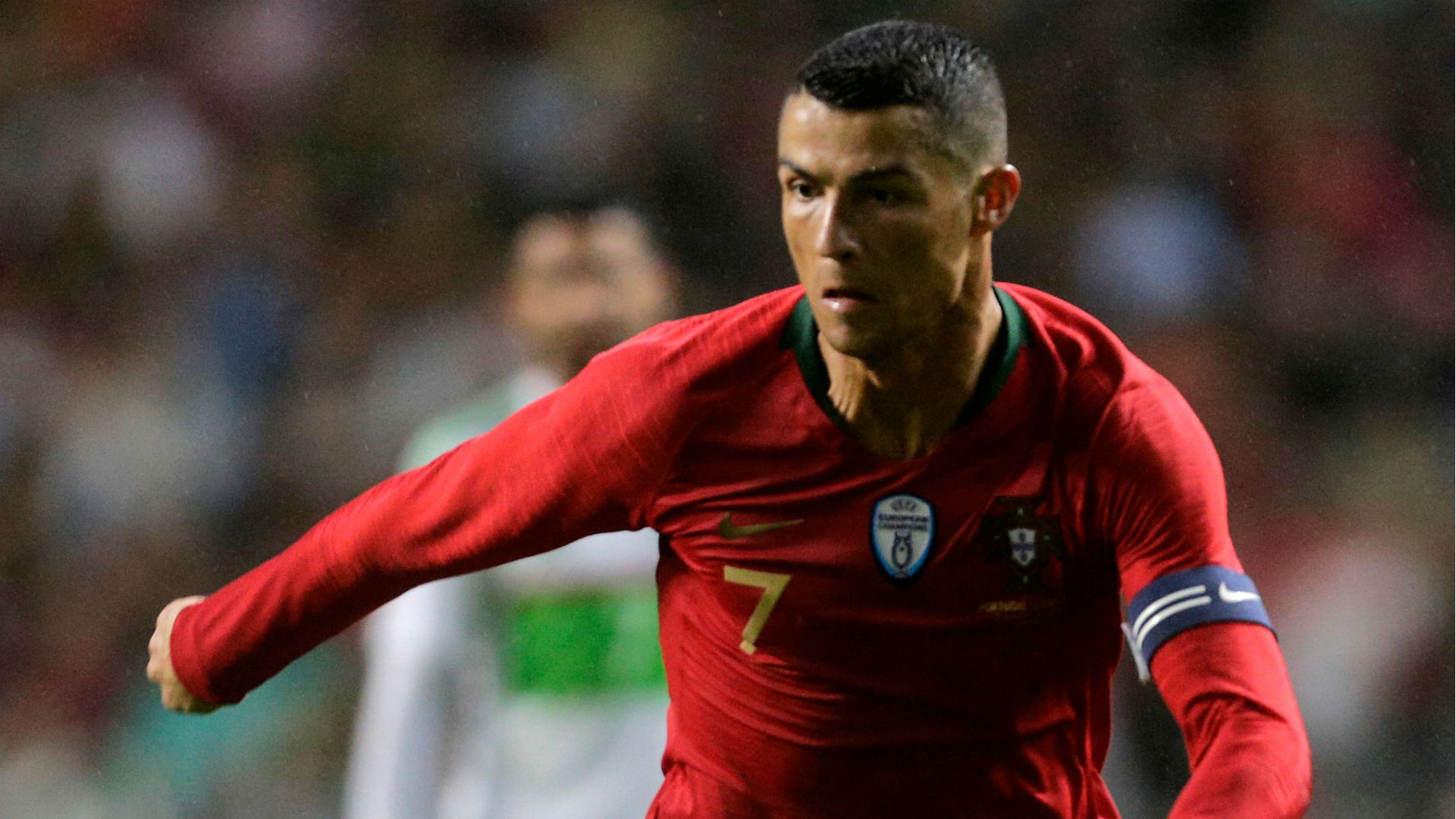 Cristiano Ronaldo Portugal Algeria friendly 2018