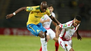 Mamelodi Sundowns Hlompho Kekana, May 2018