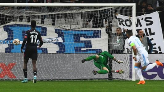 Olympique Marsella Athletic Bilbao Europa League