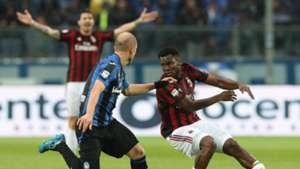 Franck Kessié Atalanta Milan