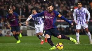 Lionel Messi Barcelona Valladolid