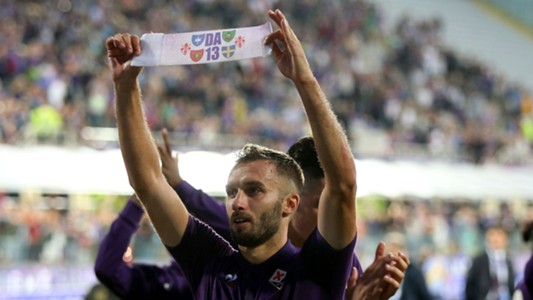German Pezzella Fiorentina Udinese