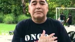 captura Diego Maradona 2019