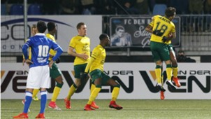 Den Bosch - Fortuna Sittard, Jupiler League 12152017