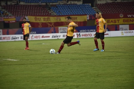 East Bengal Aizawl FC Super Cup 2018