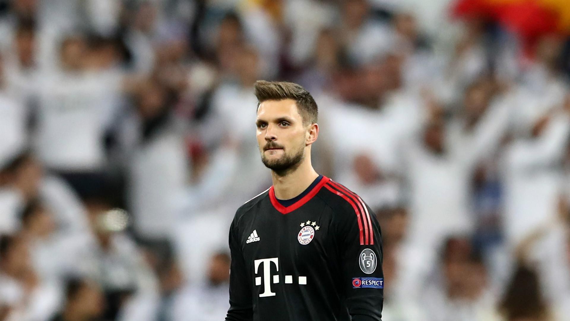 Ulreich Real Bayern