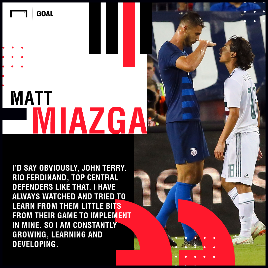 Matt Miazga GFX quote