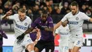 De Vrij Gerson Skriniar Fiorentina Inter Serie A