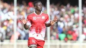 Eric Johanna of Kenya and Harambee Stars.