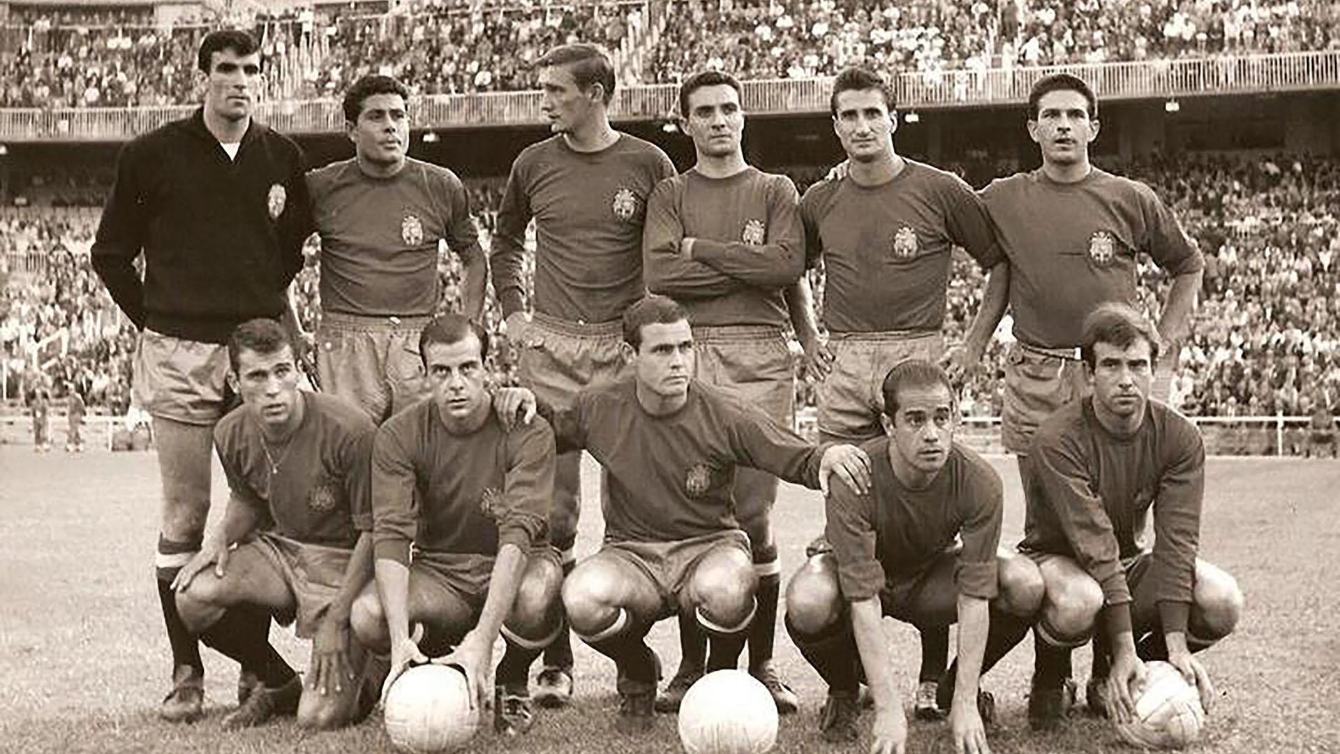 Spain 1964