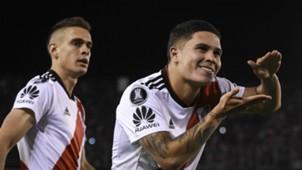 Quintero Borre River Independiente Copa Libertadores Cuartos de final 02102018