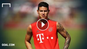 GFX James FC Bayern
