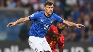 Barella Belgium Italy Euro U21