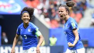 Barbara Bonansea Italy Australia Women's World Cup 2019