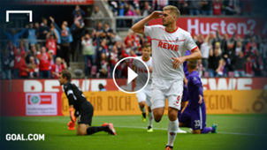 GFX Simon Terodde 1. FC Köln