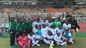 Nigeria U20 - Falconets in Polokwane