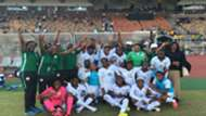 Nigeria U20 - Falconets in Polokwane