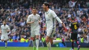 Alvaro Morata Real Madrid Espanyol La Liga