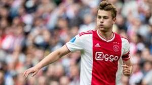 Matthijs de Ligt Ajax 05122019