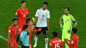 Chile Germany ref