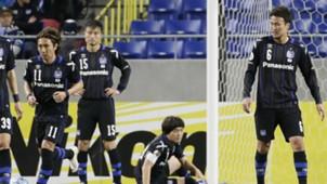 Gamba Osaka v Shanghai SIPG AFC Champions League 06042016