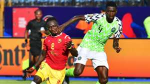 Ndidi - Super Eagles