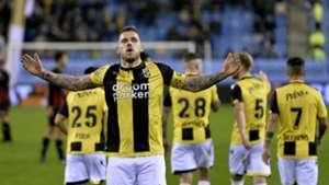 Maikel van der Werff, Vitesse - Excelsior, 01182019