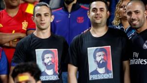 pique camiseta president