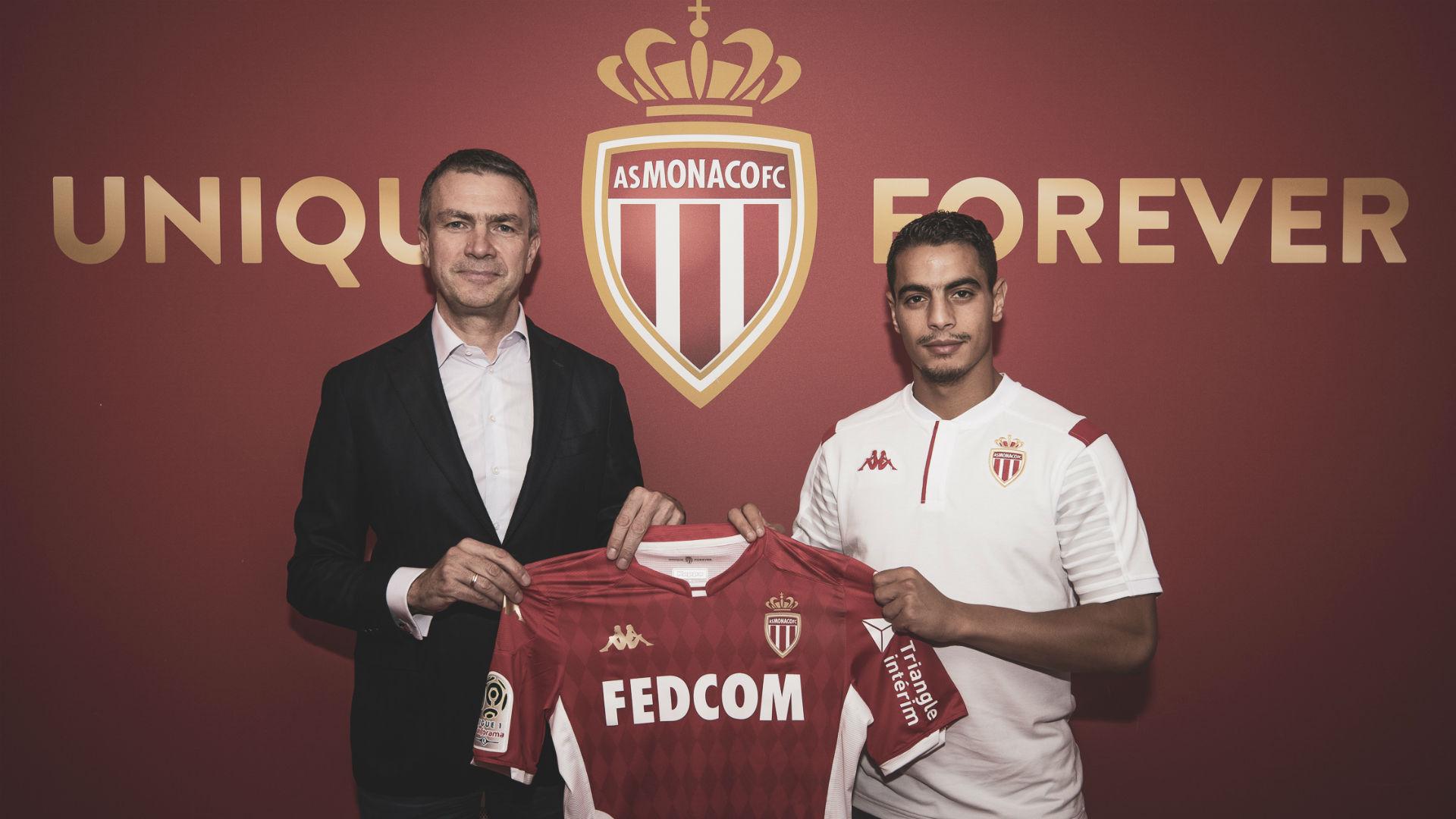 Image result for Wissam Ben Yedder Monaco
