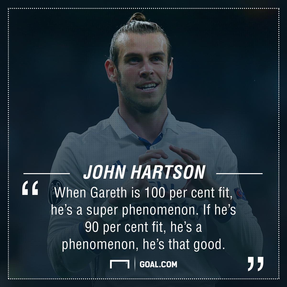 Gareth Bale John Hartson