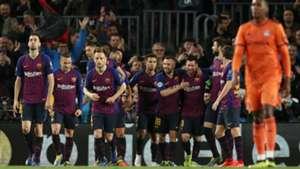 Barcelona Lyon UEFA Champions League 13032019