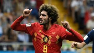Marouane Fellaini Belgium 2018