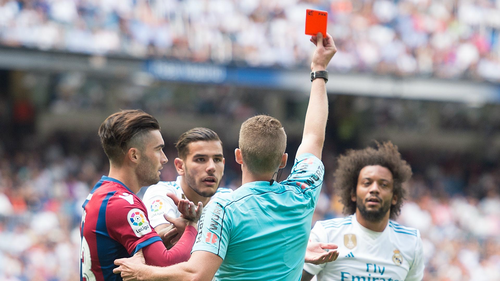 Marcelo Real Madrid Levante