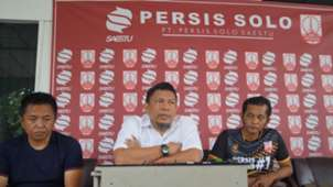 Jumpa Pers Persis Solo