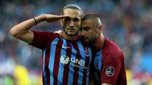 Yusuf Yazici Burak Yilmaz Trabzonspor 3182018