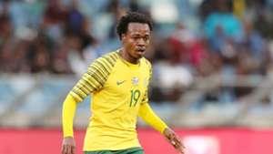 Percy Tau Bafana Bafana v Libya, September 2018
