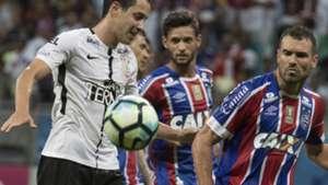 Rodriguinho Corinthians Bahia Brasileirao Serie A 15102017