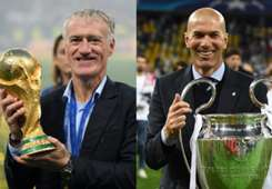 Deschamps & Zidane