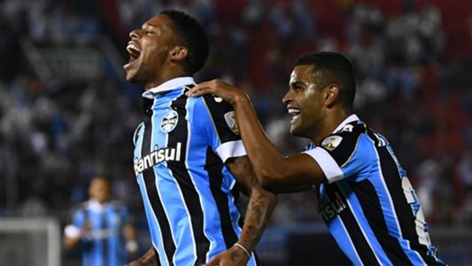 André Alisson Libertad Grêmio Libertadores 01082019