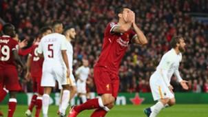 Lovren Liverpool Roma