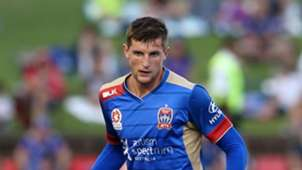 Andy Brennan Newcastle Jets