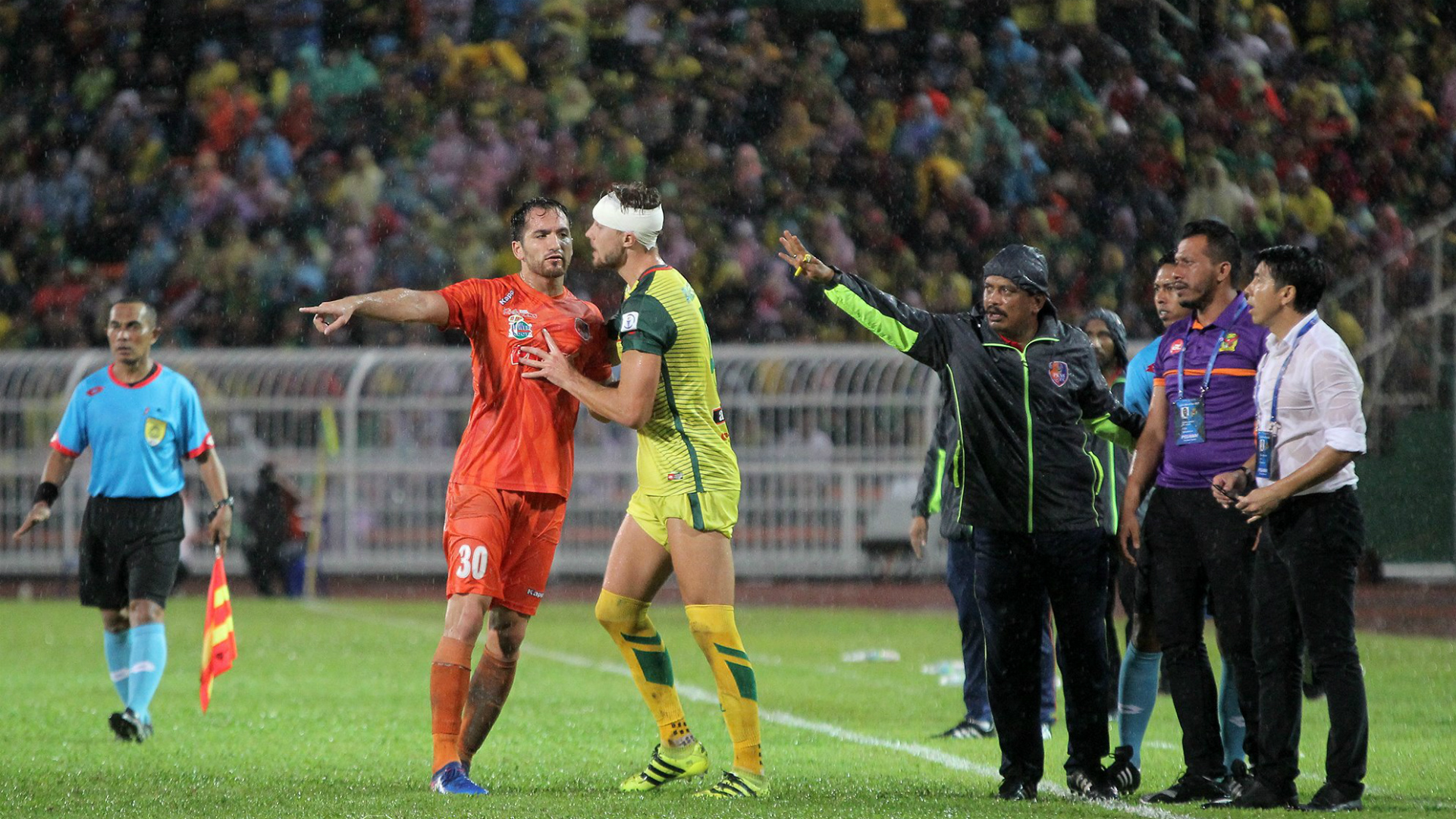 Zac Anderson, Kedah, Matias Hadwa, PKNS FC, Super League, 08/04/2017