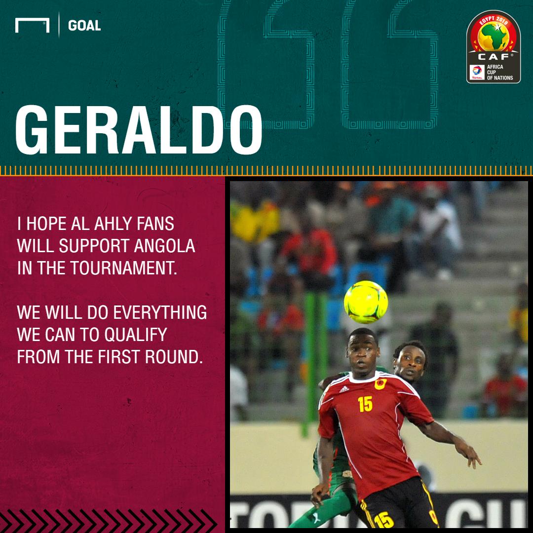 Geraldo Angola