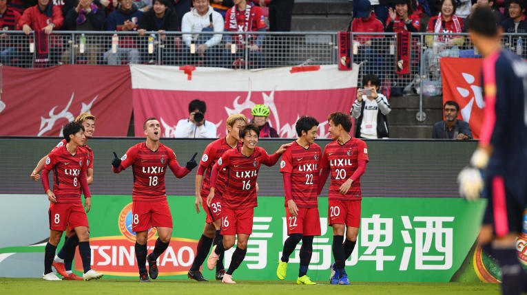 Kashima Antlers Persepolis Chung kết AFC Champions League 2018