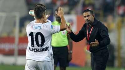Marcelinho Pradhyum Reddy FC Goa FC Pune City ISL 5